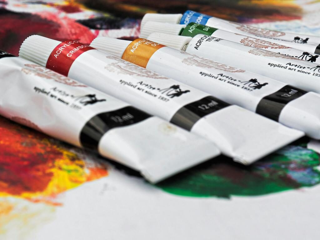 drawing materials Paints